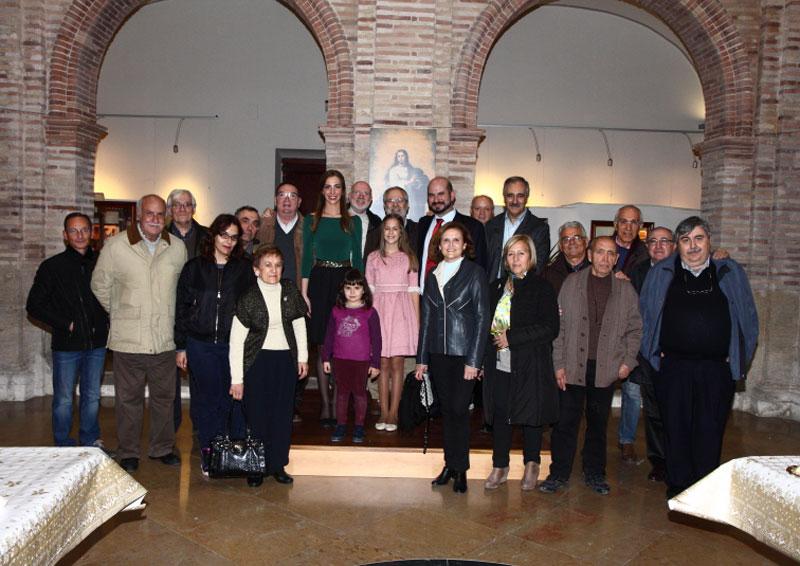 Inauguración Dioramas en la Universidad Católica de Valencia